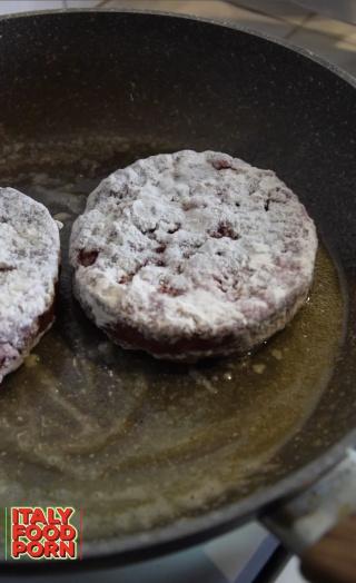 Hamburger di Chianina