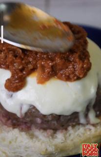 hamburger di marchigiana
