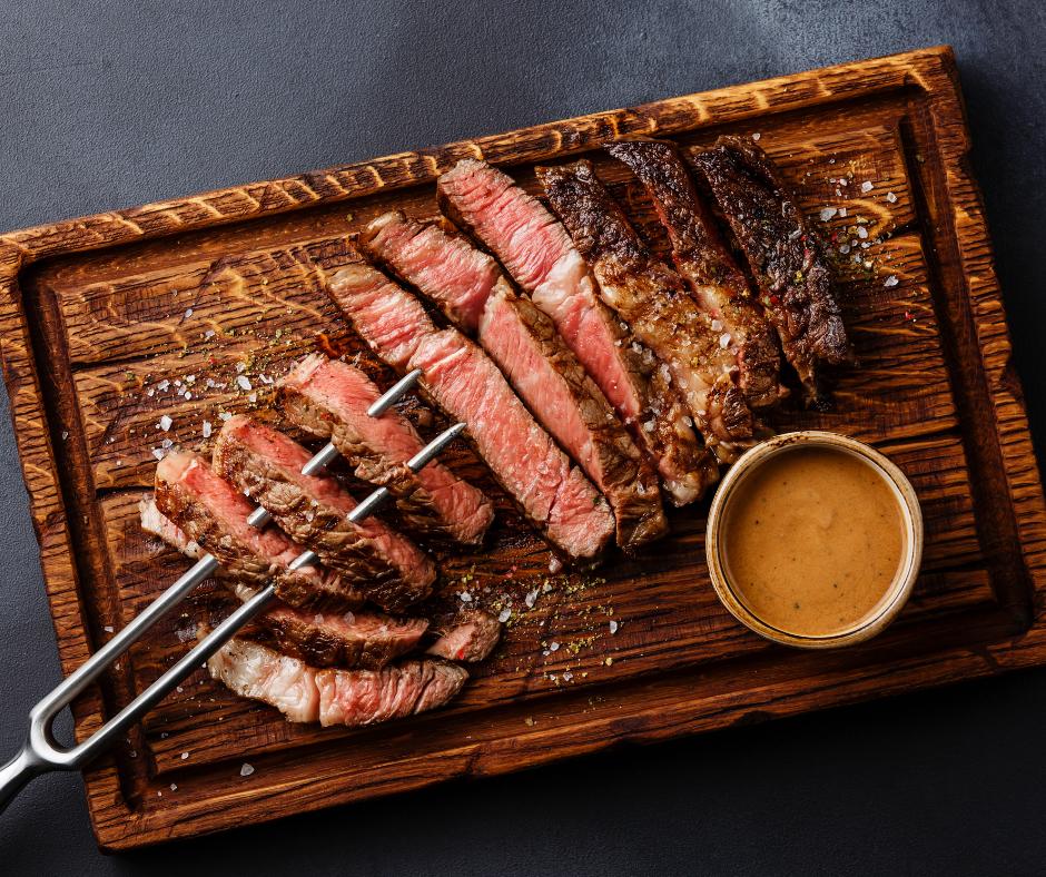 Cottura della carne
